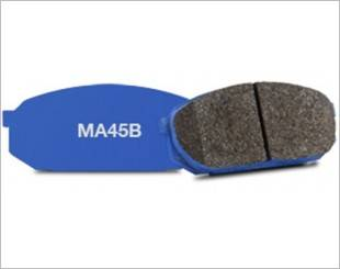Featured Vehicles - Mitsubishi - Endless  - Endless MA45B EP291 Brake Pads Rear Mitsubishi Evo / Subaru STI