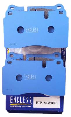 Featured Vehicles - Ferrari - Endless  - Endless W007 EIP184 Brake Pads Ferrari Rear w/ CCM