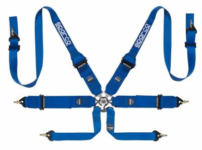 Sparco  - Sparco 6PT HANS Harness - Image 2