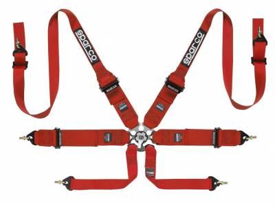 Sparco  - Sparco 6PT HANS Harness - Image 3