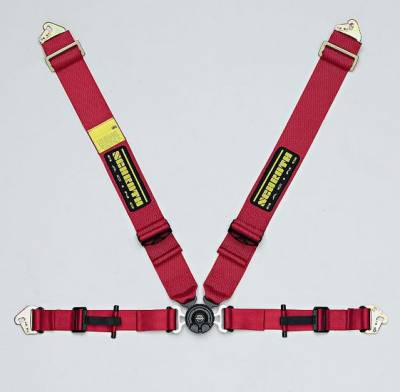 Safety Harness - 4 Point - Schroth Racing  - Schroth Profi II ASM