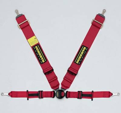Safety Harness - 4 Point - Schroth Racing  - Schroth Profi II ASM FE