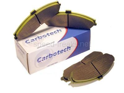 Chevrolet - Corvette C7 - Carbotech Performance Brakes - Carbotech Performance Brakes, CT1718-XP24 Corvette C7/ 6th Gen Camaro SSRear Brake Pads