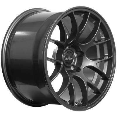 "Shop by Category - Wheels / Wheel Accessories - Apex Wheels - APEX EC-7 18x11"" ET25"