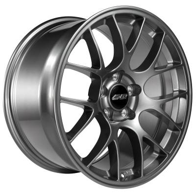 "Wheels - 5x114.3 Wheels - Apex Wheels - APEX EC-7 18x10"" ET43 Mustang"