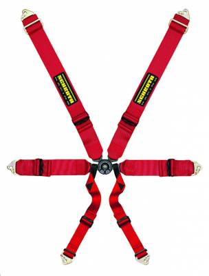 Safety Harness - 6 Point  - Schroth Racing  - Schroth Hybrid III