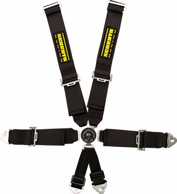 Safety Harness - 6 Point  - Schroth Racing  - Schroth Clubman