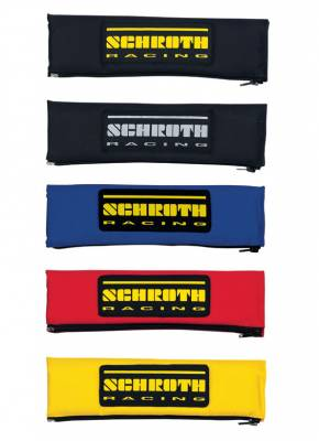 "Safety Harness - Harness Accessories - Schroth Racing  - Schroth 3"" Competition Harness Pads"