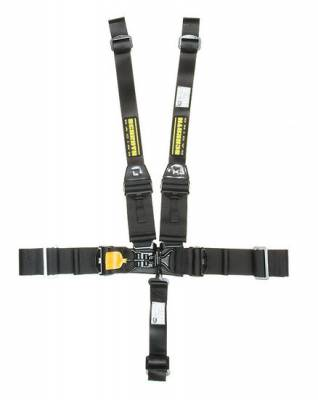 Safety Harness - Hans Compatible   - Schroth Racing  - Schroth SFI 16.1 Latchlink III-5 Hans Shoulders
