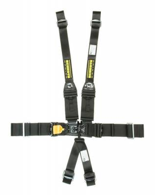 Safety Harness - Hans Compatible   - Schroth Racing  - Schroth SFI 16.1 Latchlink III-6V Hans Shoulders