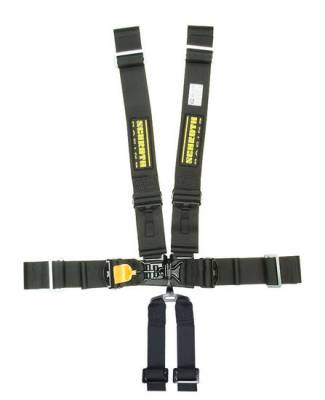 Safety Harness - 6 Point  - Schroth Racing  - Schroth SFI 16.1 Latchlink III-6T 3 Inch Shoulders